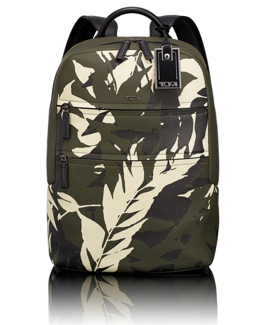 Alcott Backpack in Fern Print