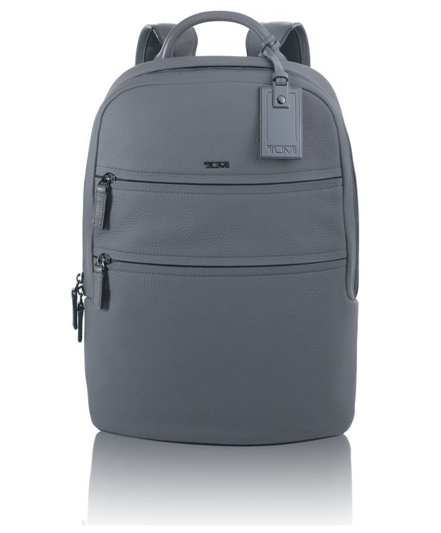 Alcott Backpack in Grey