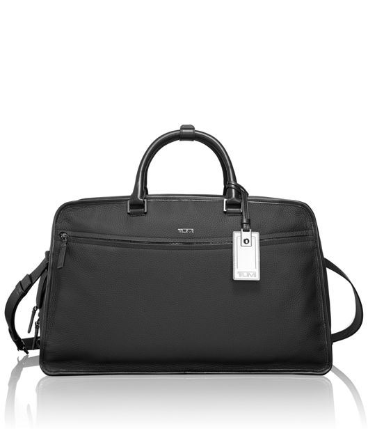 Howell Duffel in Black