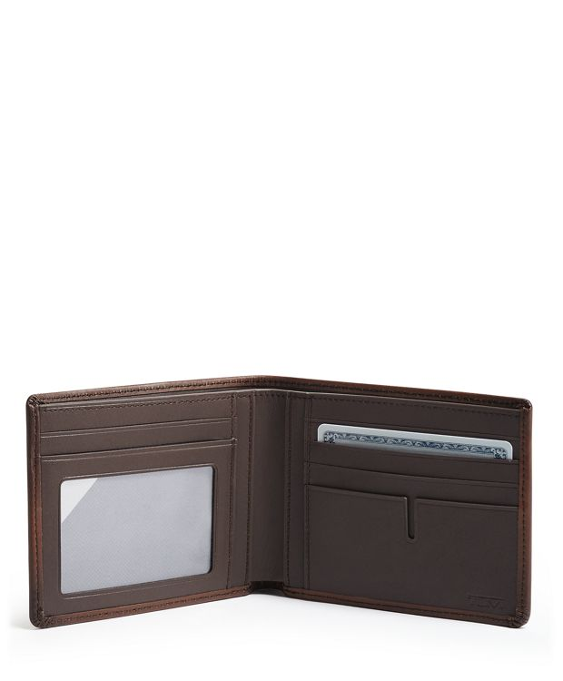 Global Double Billfold
