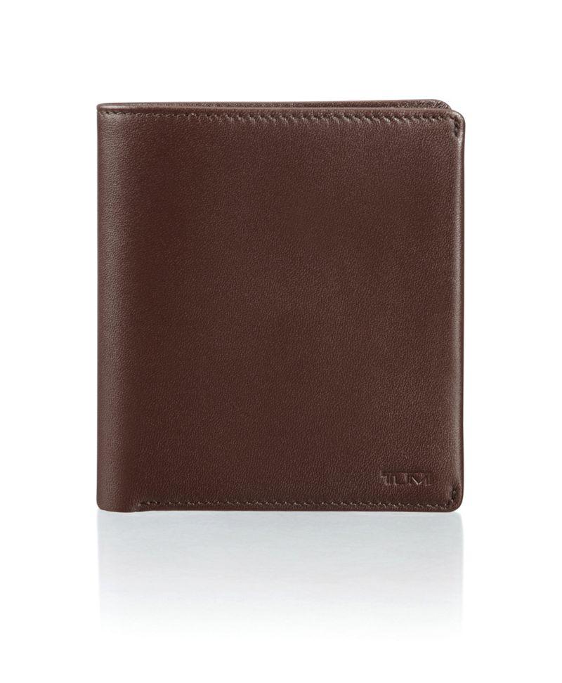 Global Vertical Flip Coin Wallet