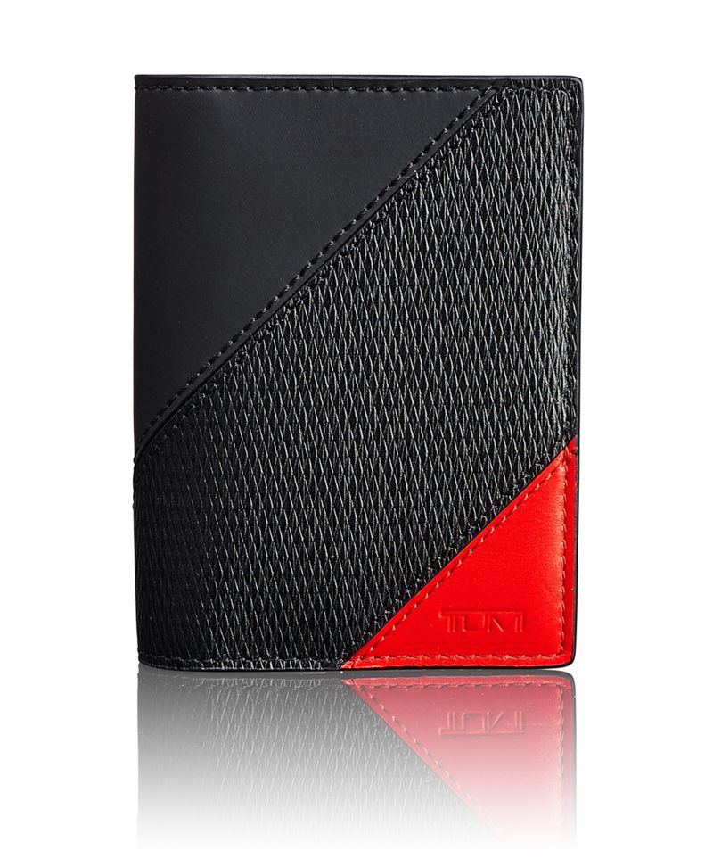 Gusseted Card Case
