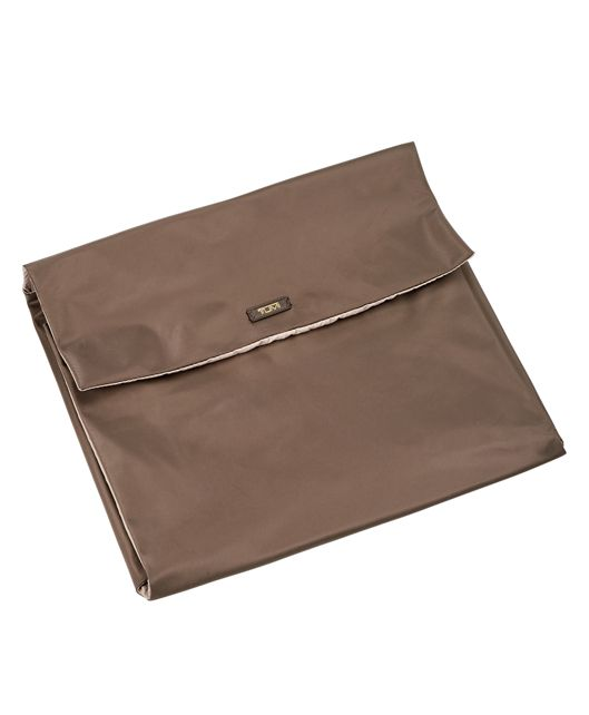 Medium Flat Folding Pack in Mink