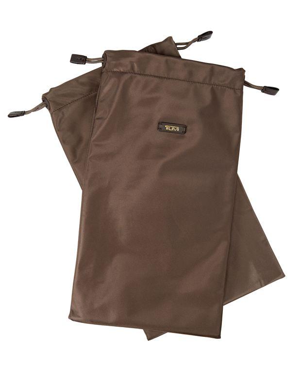 Shoe Bags (Pair) in Mink