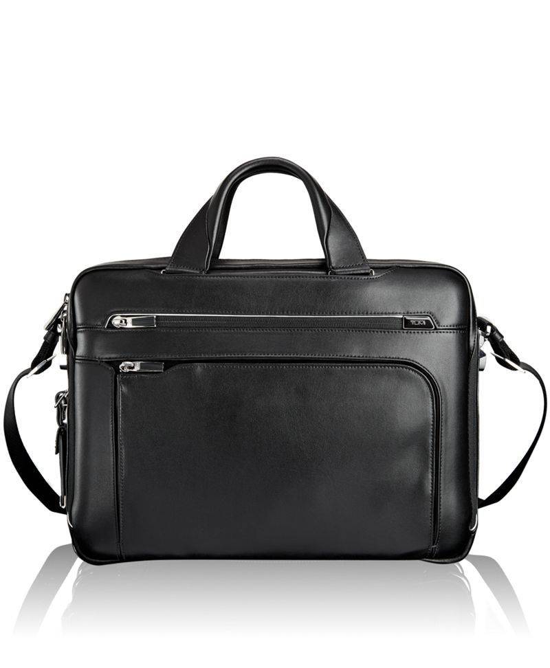 Sawyer Leather Brief