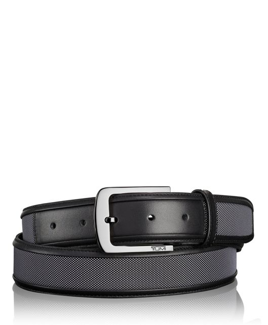 Ballistic Belt in Gunmetal Grey