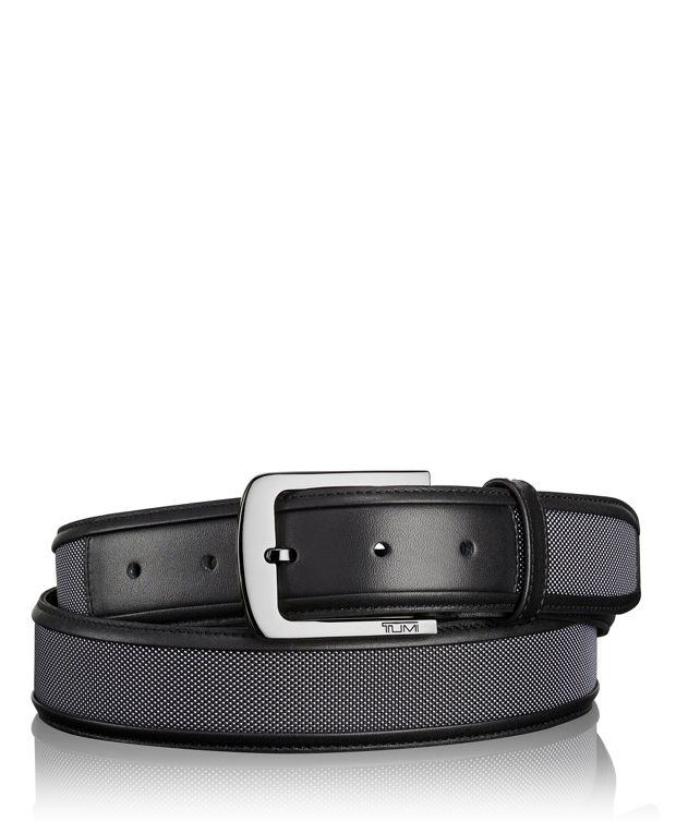 Ballistic Belt in Gunmetal Grey
