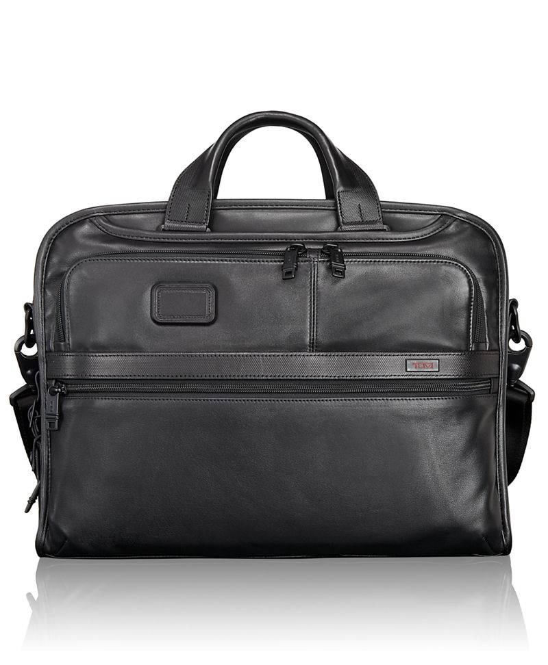 Organizer Portfolio Leather Brief