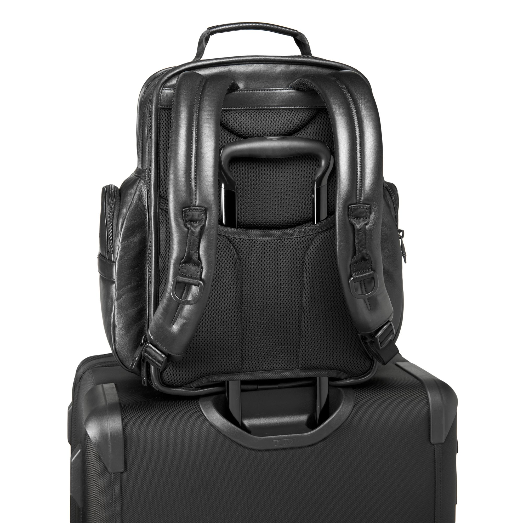TUMI T-Pass® Business Class Leather Brief Pack® - Alpha 2 - Tumi Poland