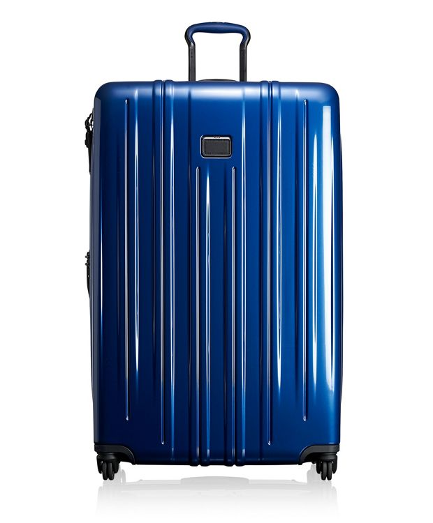 Worldwide Trip Packing Case in Deep Blue