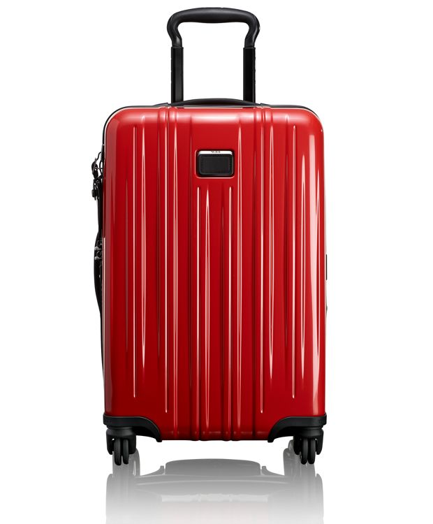 International Expandable Carry-On in Hot Pink