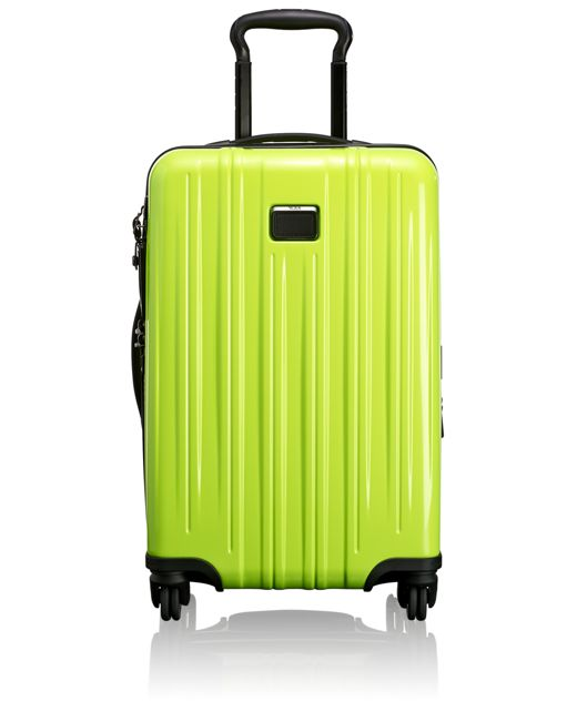 International Expandable Carry-On in Citron