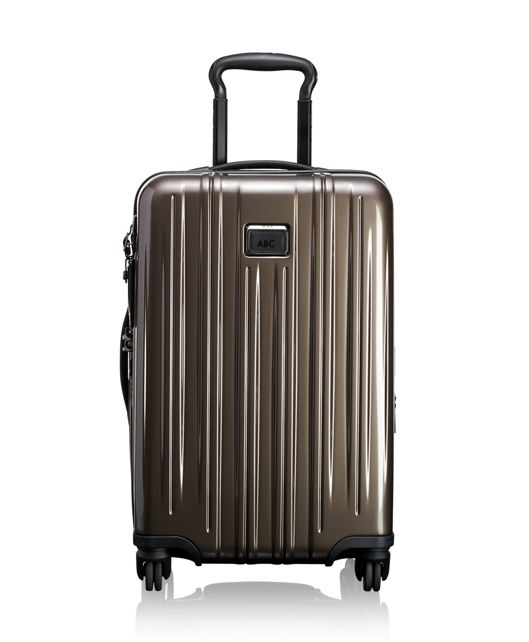 International Expandable Carry-On in Mink