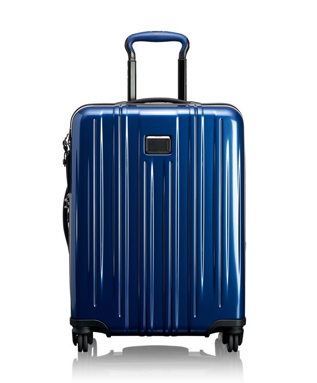 Continental Expandable Carry-On in Deep Blue