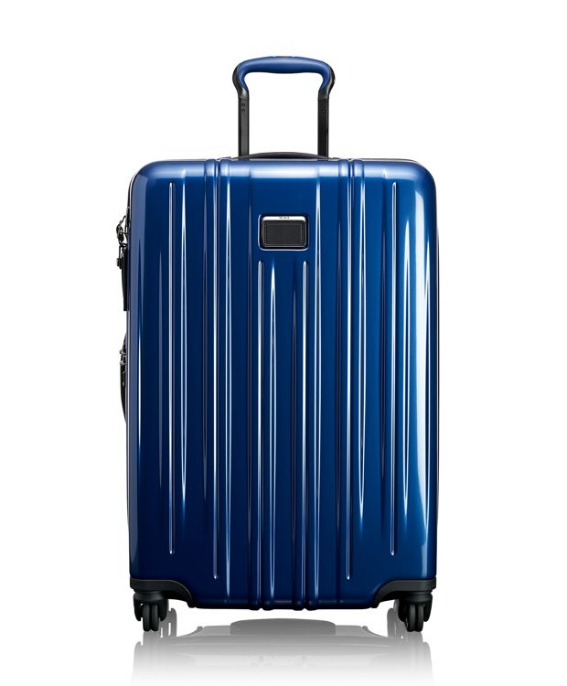 Short Trip Expandable Packing Case in Deep Blue