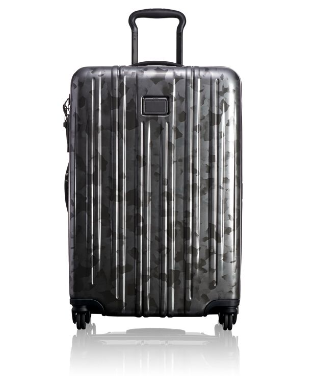 Short Trip Expandable Packing Case in Galvanized Silver