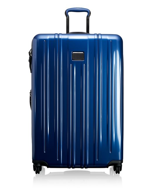 Extended Trip Expandable Packing Case in Deep Blue