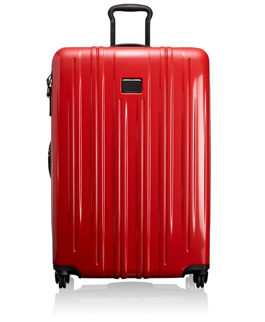 Extended Trip Expandable Packing Case in Hot Pink