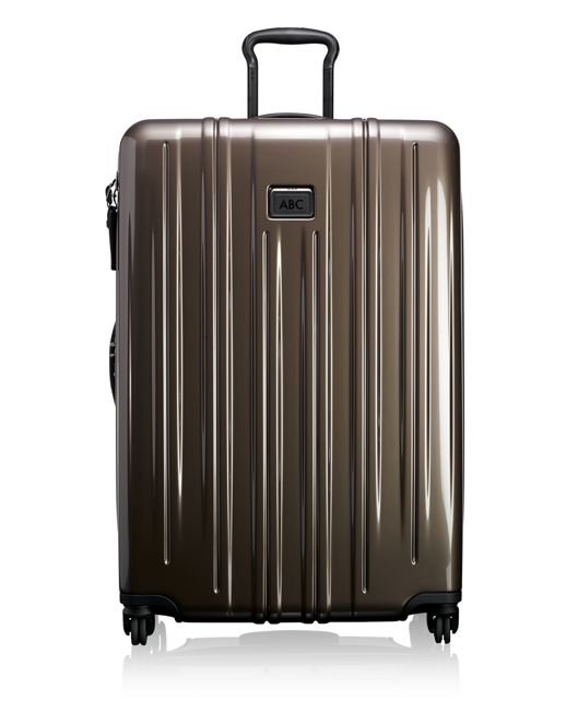 Extended Trip Expandable Packing Case in Mink