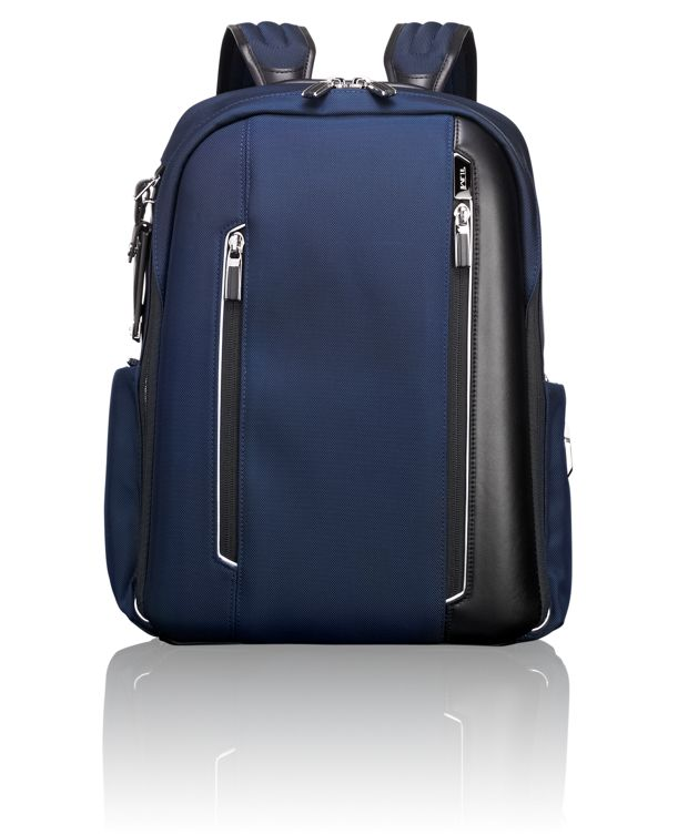 Logan Backpack in Navy