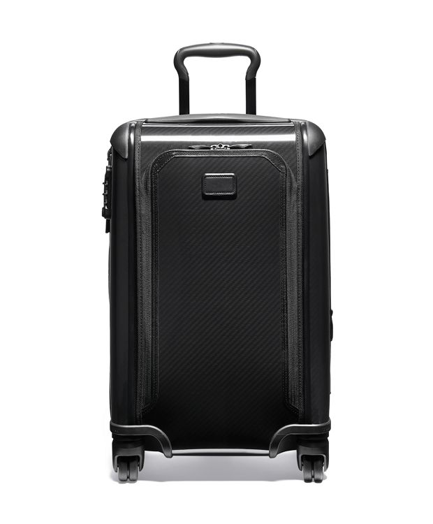 Tegra-Lite® Max International Expandable Carry-On in Black/Black