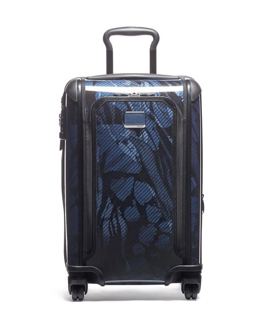 Tegra-Lite® Max International Expandable Carry-On in Blue Highlands Print