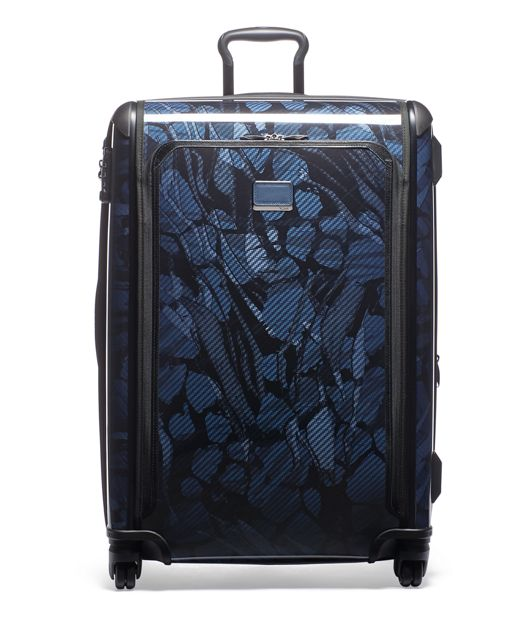 Tegra-Lite® Max Large Trip Expandable Packing Case in Blue Highlands Print