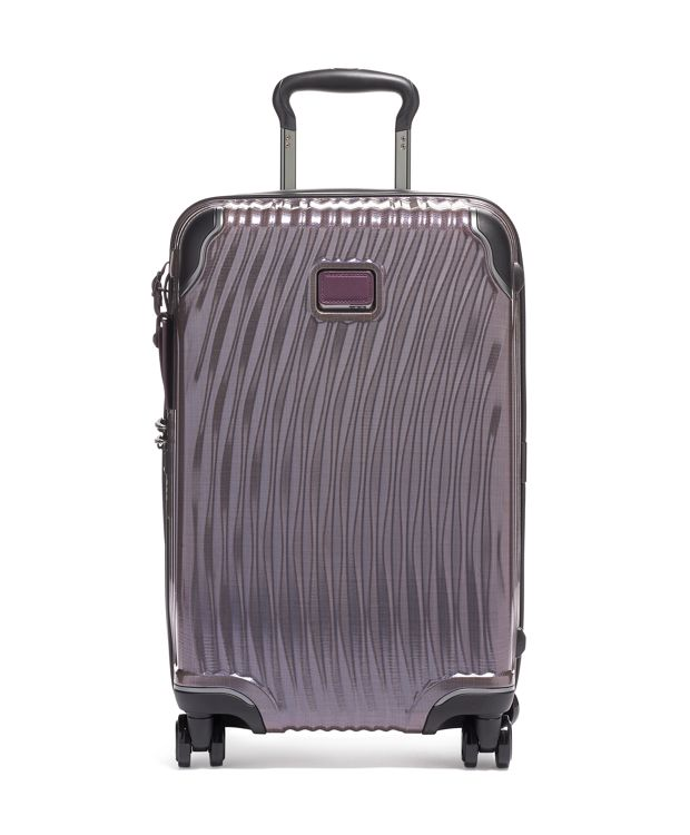 International Carry-On in Purple
