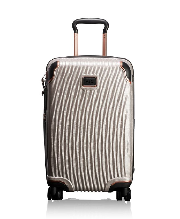 International Carry-On in Blush