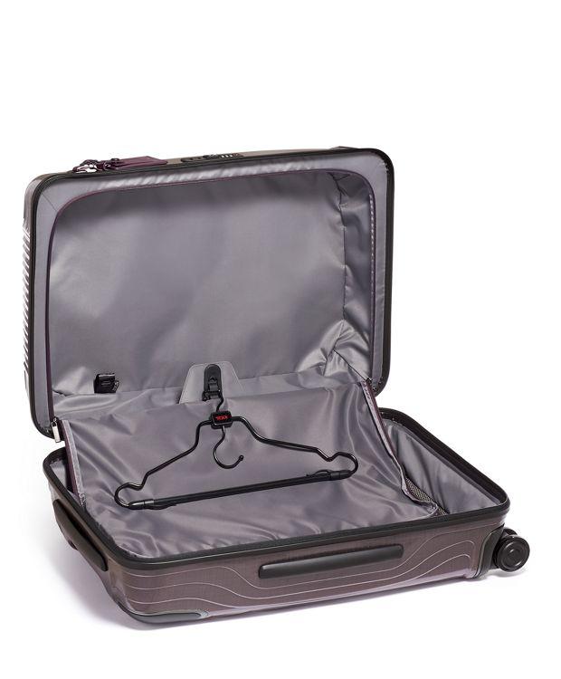 紫短途寄艙行李箱