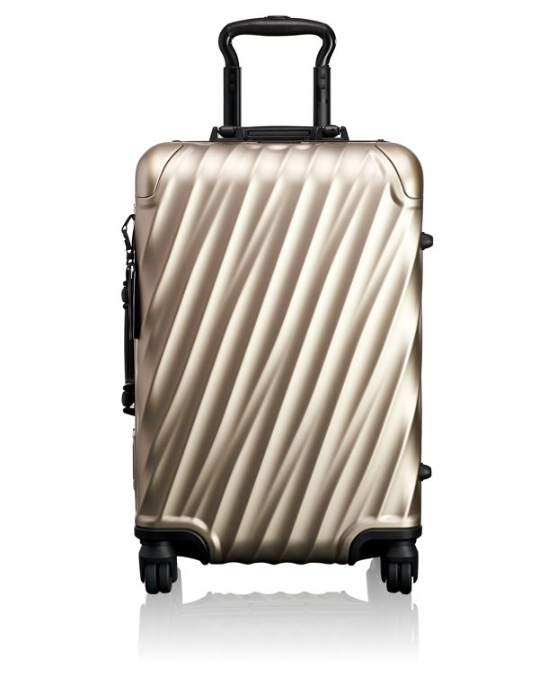 International Carry-On in Ivory Gold