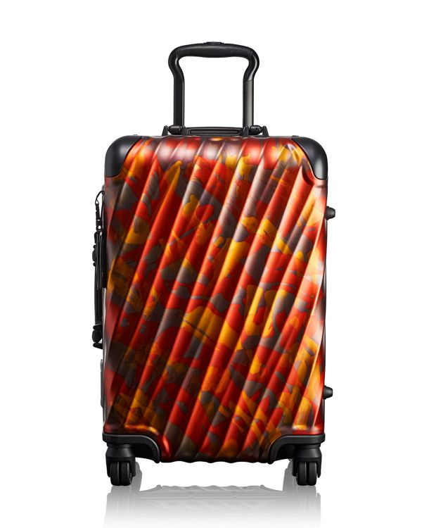 International Carry-On in Fall Foliage