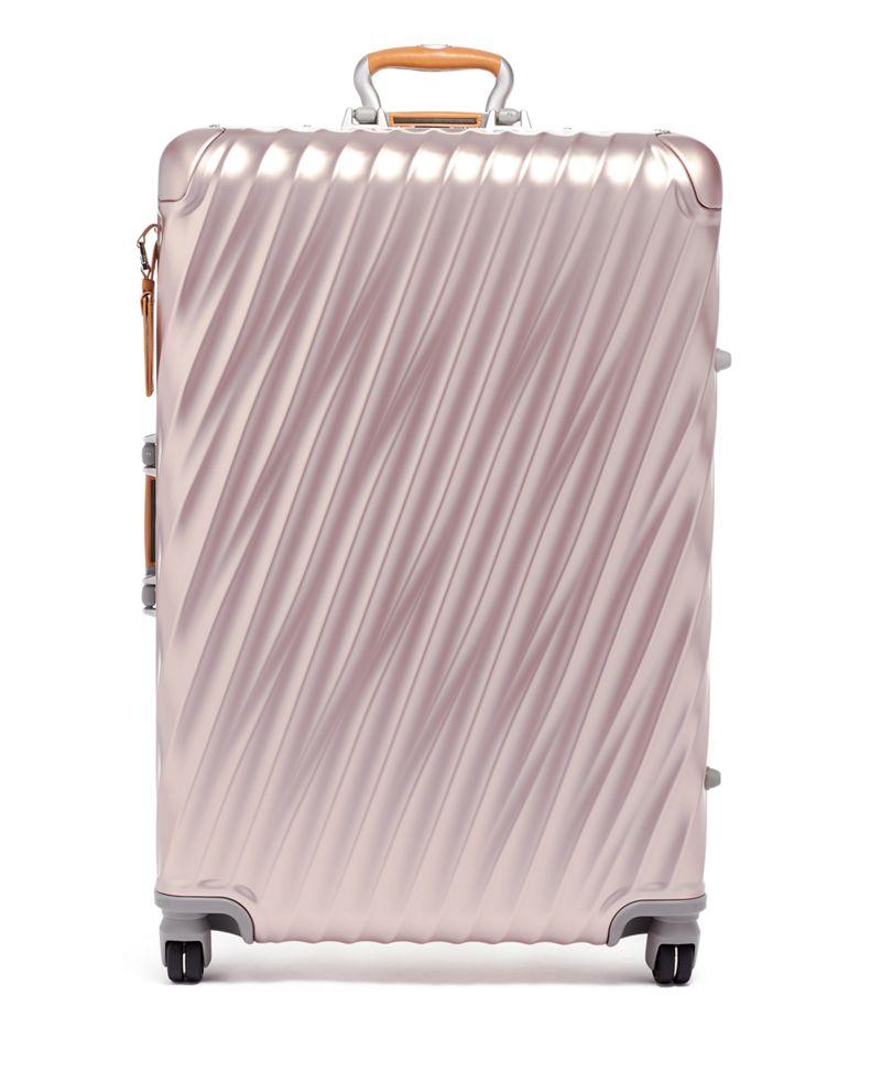 胭脂色長途寄艙行李箱