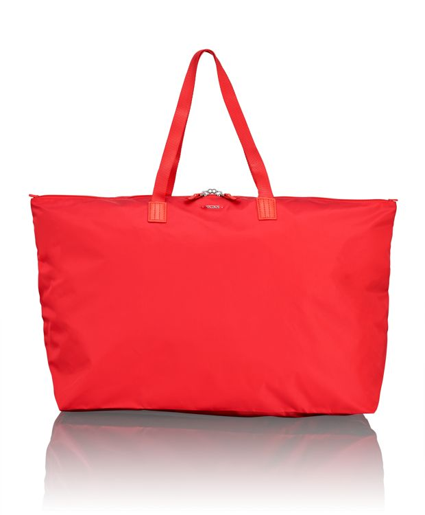 Just In Case® Tote in Hot Pink