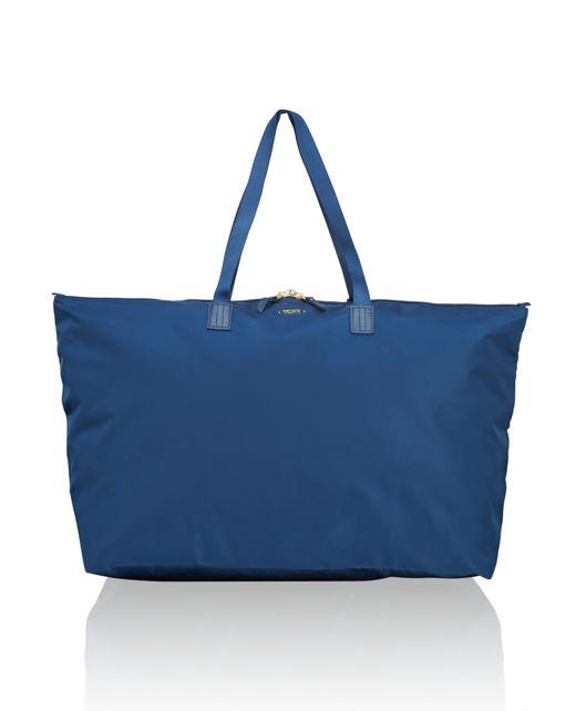 Just In Case® Tote in Ocean Blue