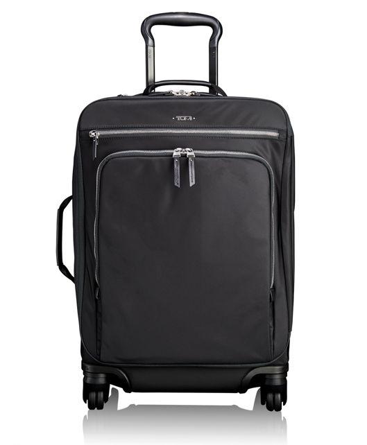 Super Léger International Carry-On in Black/Silver