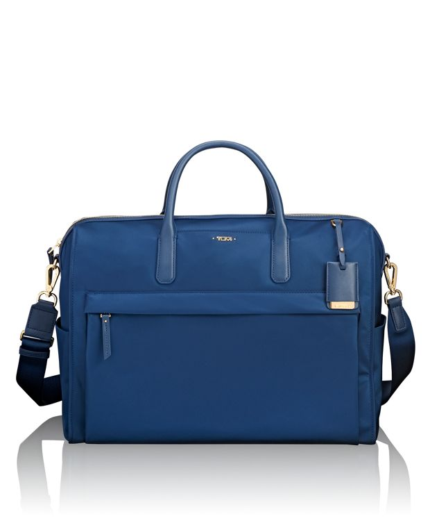 Dara Carry-All in Ocean Blue
