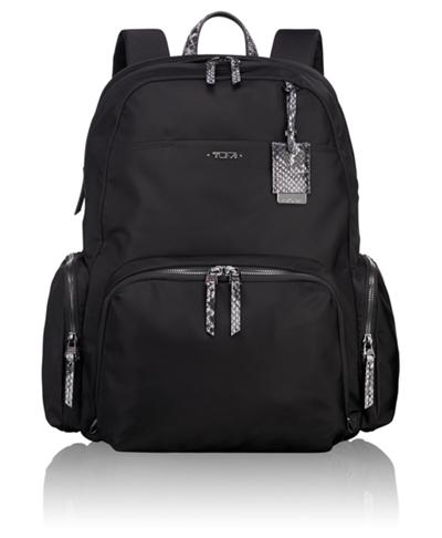 0c5582f49 Calais Backpack - Voyageur - Tumi United States - Black Faux-Python