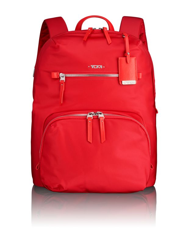 Halle Backpack in Hot Pink