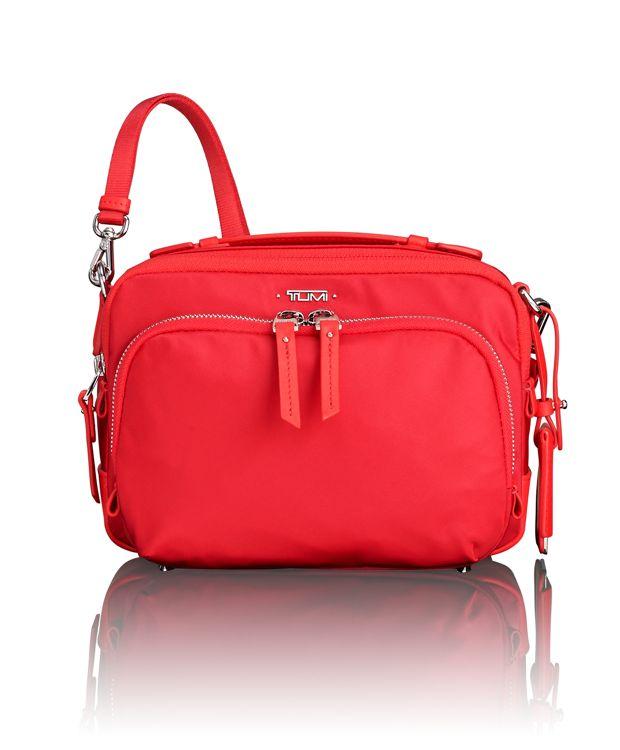 Luanda Flight Bag in Hot Pink