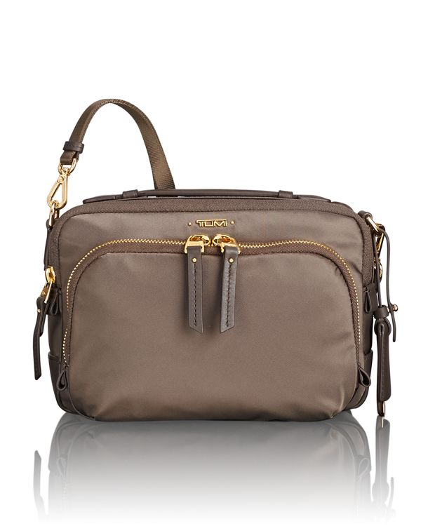 Luanda Flight Bag in Mink