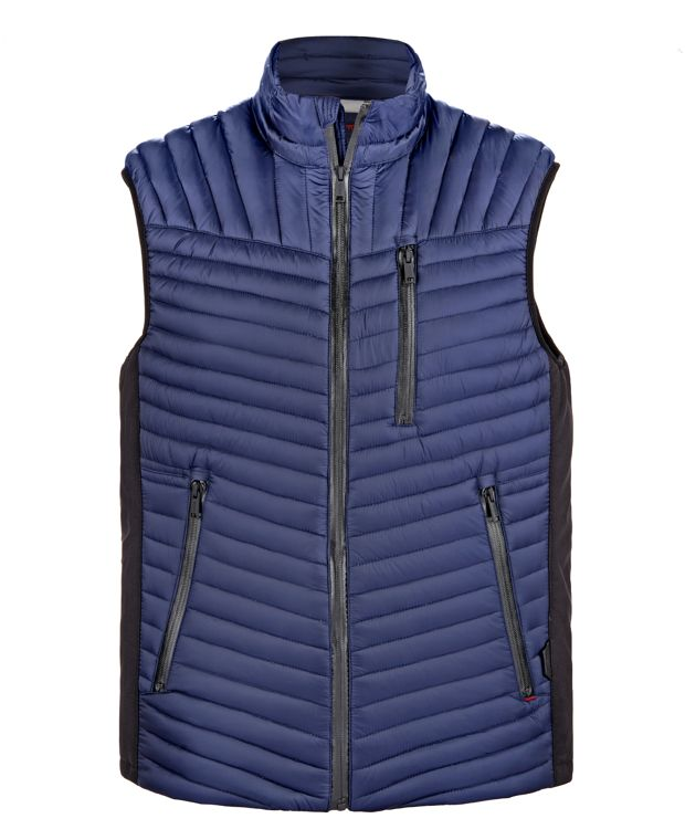 On-The-Go Vest in Midnight