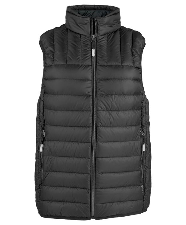 TUMIPAX Men's Vest in Black