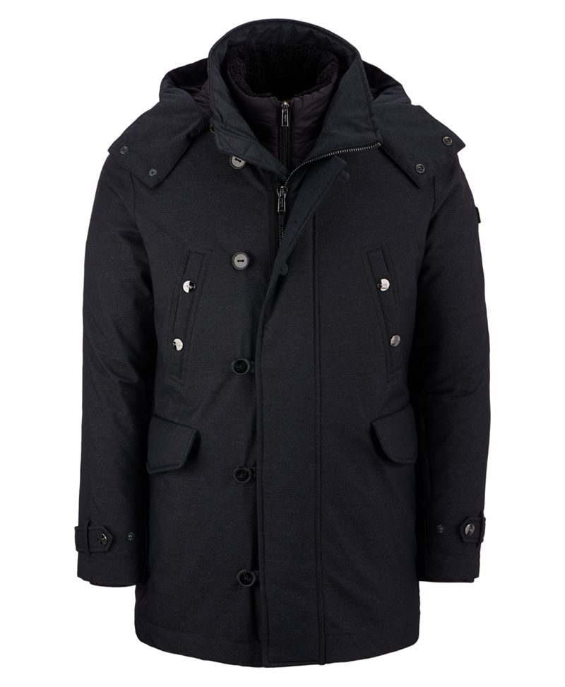 3-in-1 Traveler Parka