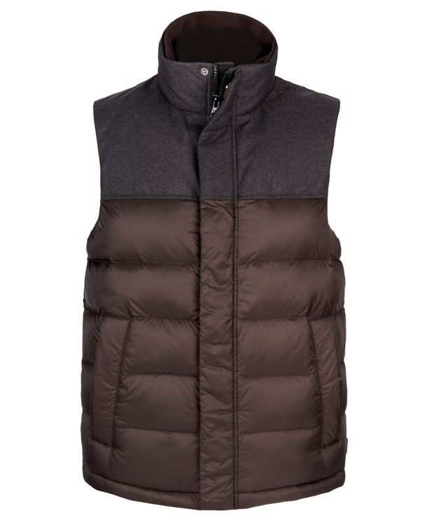 Heritage Vest in Brown