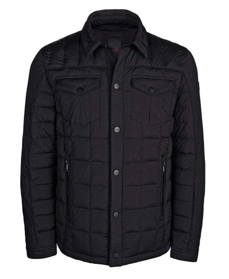 TUMI Stretch Shirt Jacket