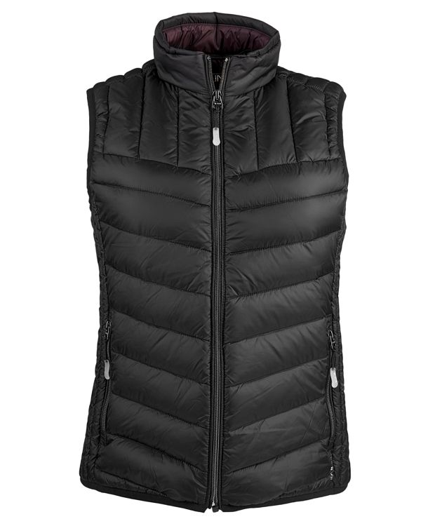 TUMI PAX Womens Vest in Black