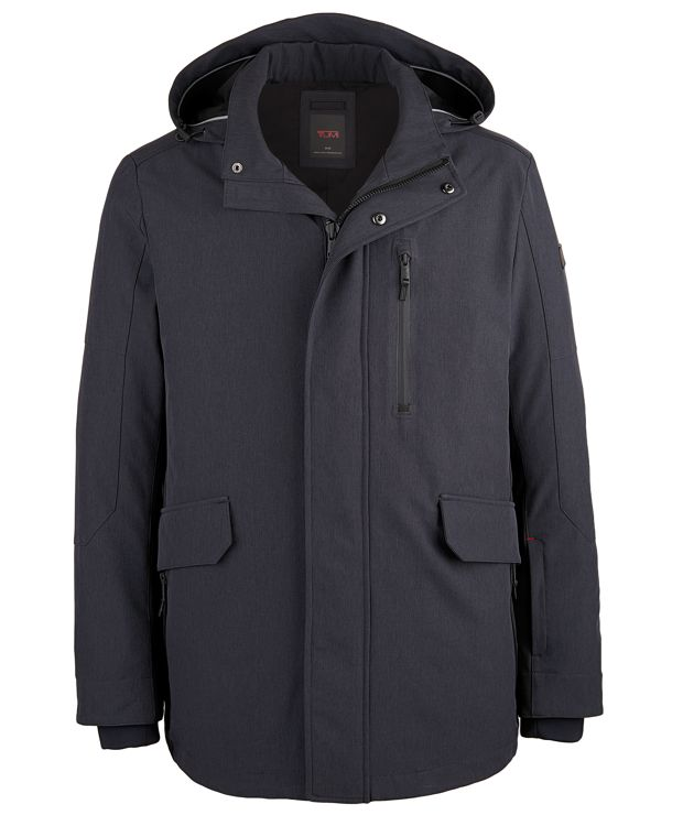 Tahoe Men's Jacket in Slate Melange