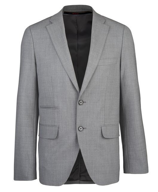 Classic Travel Blazer in Grey