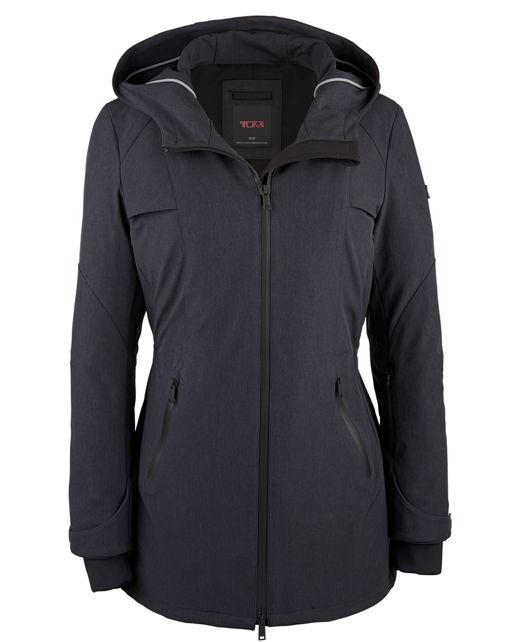 Tahoe Women's Jacket in Slate Melange